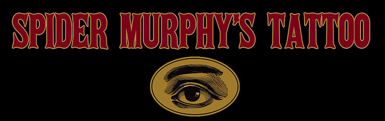 Spider Murphys Tattoo Logo