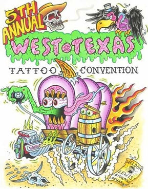 5th Annual West Texas Tattoo Convention