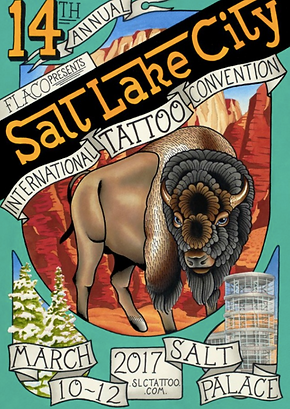Salt Lake City Tattoo Convention