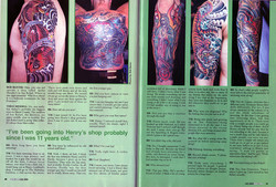 SKIN &INK ISSUE 45 PAGE 36-37 THEO EDITED