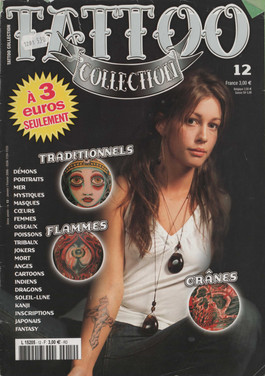 TATTOO COLLECTION ISSUE #12
