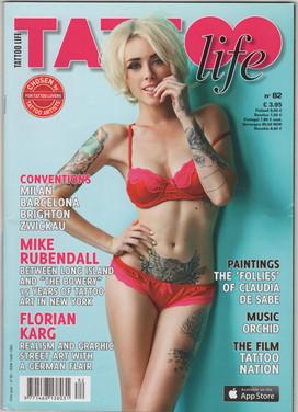 TATTOO LIFE ISSUE #82