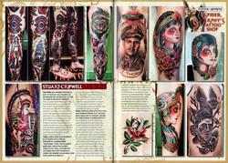 TATTPP LIFE #73 SM ARTICLE PAGE 74-75