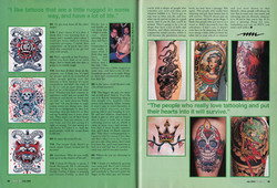 SKIN &INK ISSUE 45 PAGE 38-39 THEO EDITED