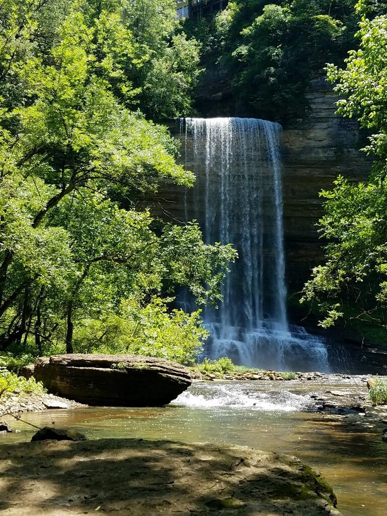 Fancher Falls