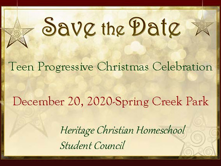 Teen Progressive Christmas Celebration