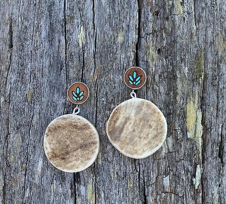 Timber & Antler Round Drops