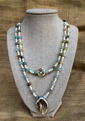 Double Layer Amazonite