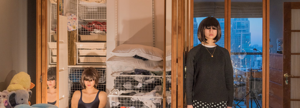 Her Moving Out Didn't Make A Difference In The Closet