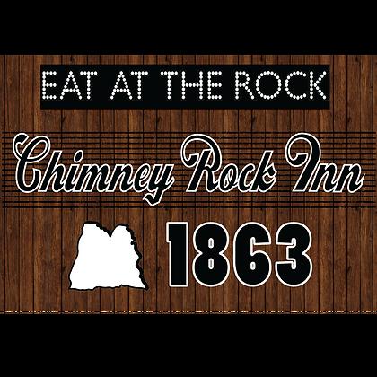Chimney Rock Inn Gift Card - Any Amount
