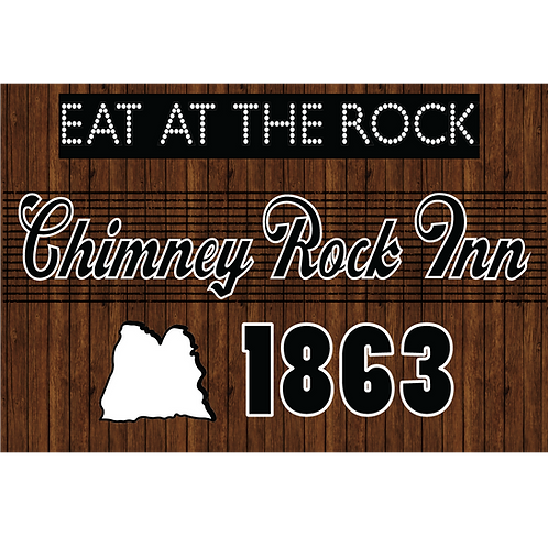 Chimney Rock Inn Gift Card - Any Amount