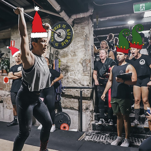 Christmas in July Comp