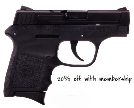 USED Smith & Wesson M&P Bodyguard .30