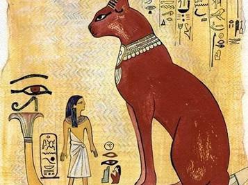 傳承千百年的邪教- 吸貓教,貓奴原來自古就有