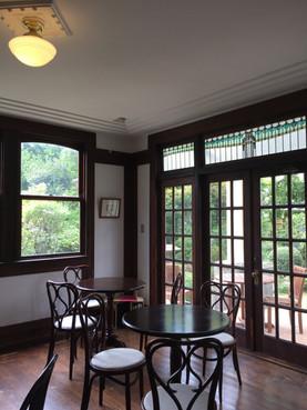 SHUMOKU CAFEがオープンしました