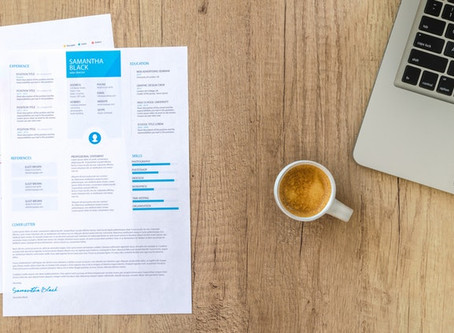 Keep your CV clear and concise