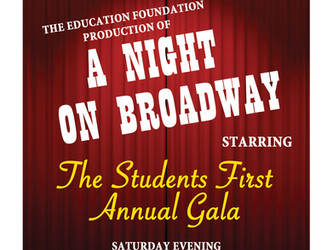 Foundation Announces Date and Theme for Annual Gala