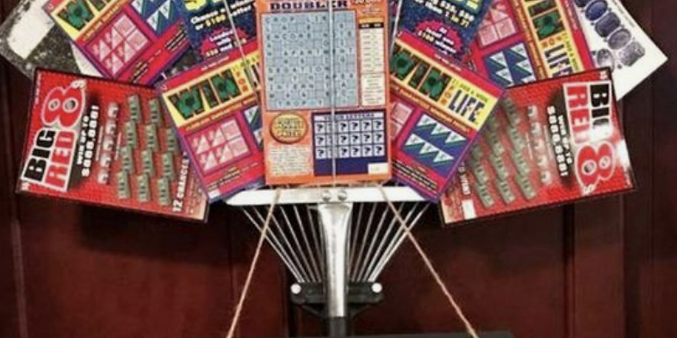 Lotto Scratchers Raffle