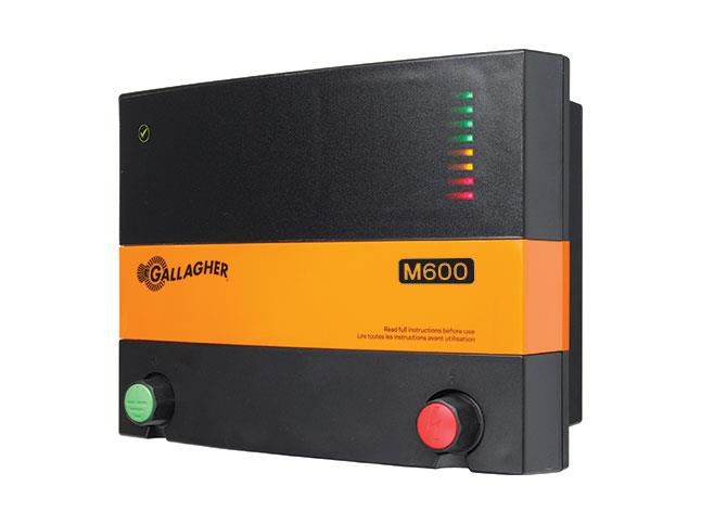 Fence Energizer M600