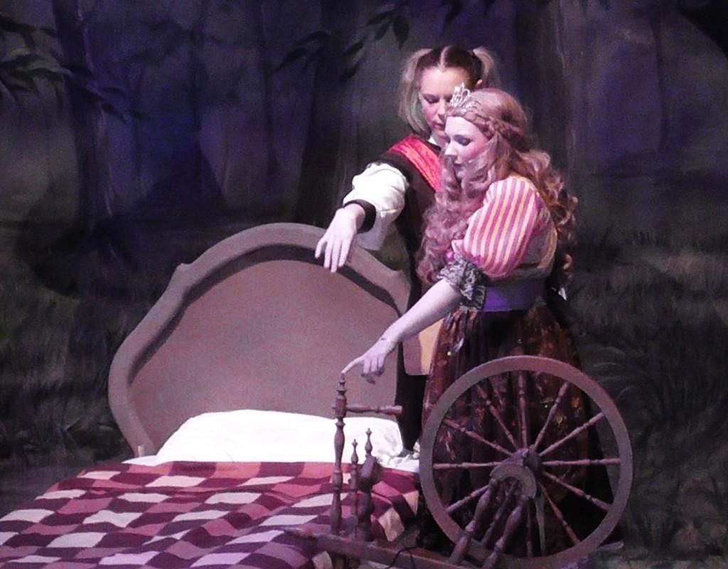 Princess Adora Bell and Mad Ness