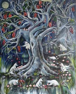 Reposting this commission artwork _Hufar