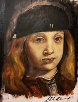 Portrait study - Not for sale