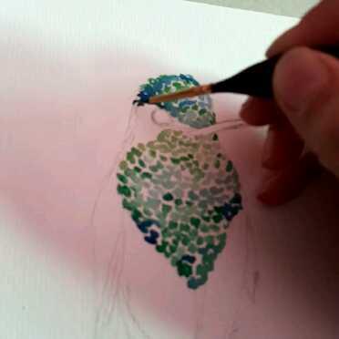 Hummingbird process