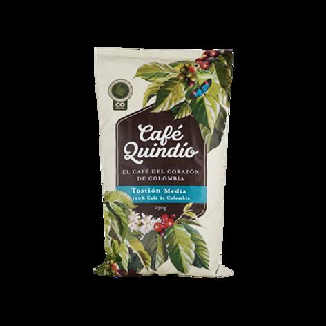 Café Quindío Consumo Superior Tostión Media – Alta