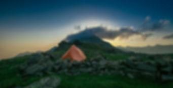 Camping in Monteengro