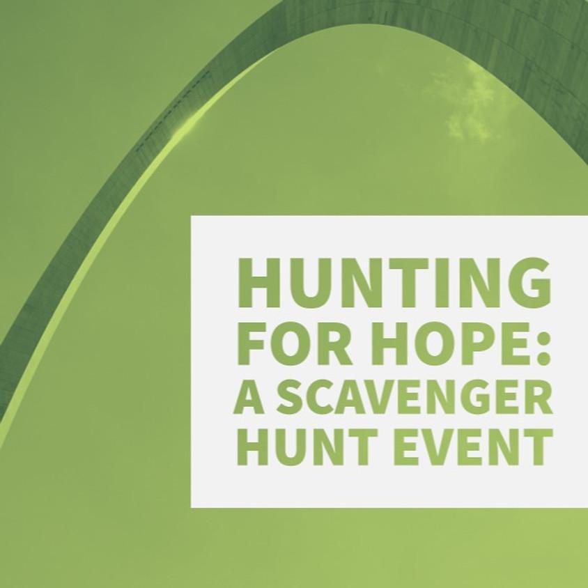 Hunting for Hope: A Scavenger Hunt Event