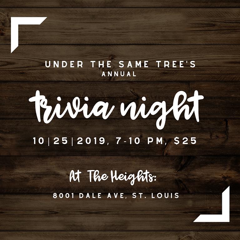 UTST Annual Trivia Event 2019