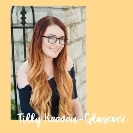 Summer Team Shoutout:  Tilly Keeven-Glascock