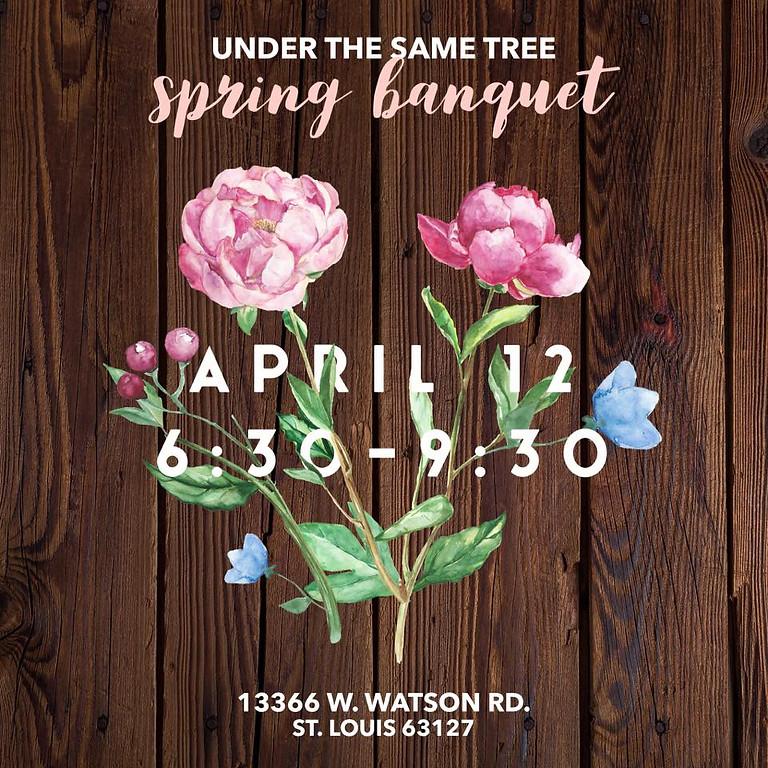 Spring Fundraising Banquet