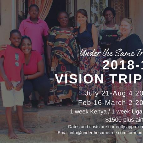 2018-19 Travel Info!