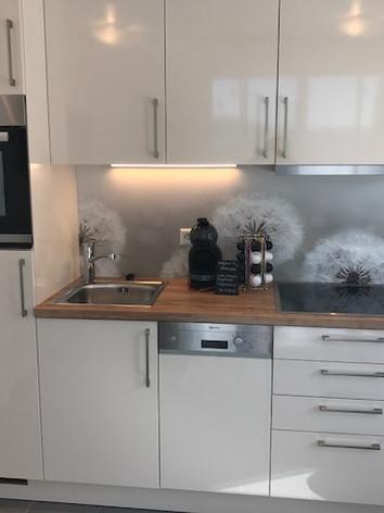 Küche Apartment Nr. 3