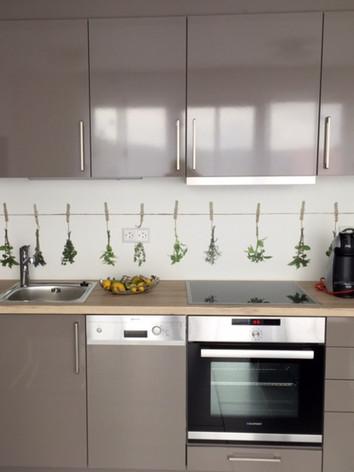 Apartment 1 Küche
