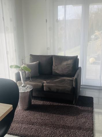 Wohnzimmer Apartment Nr. 4