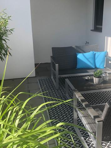 Terrasse Apartment Nr. 4