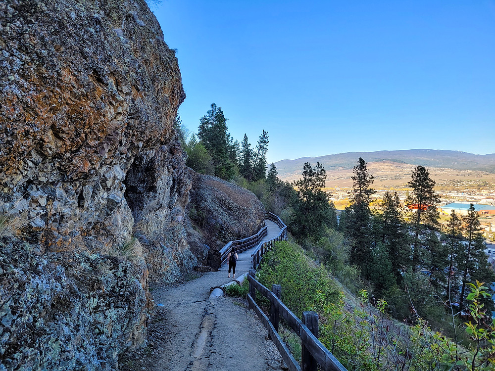 Grey Canal, Turtle Mountain, Vernon, outdoors, easy hikes, hikes, nature, scenery
