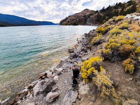 Fall Hikes in and around Vernon,  British Columbia