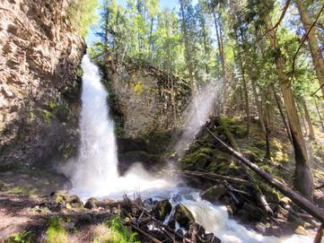 Candle Creek and Triple Decker Falls Hike