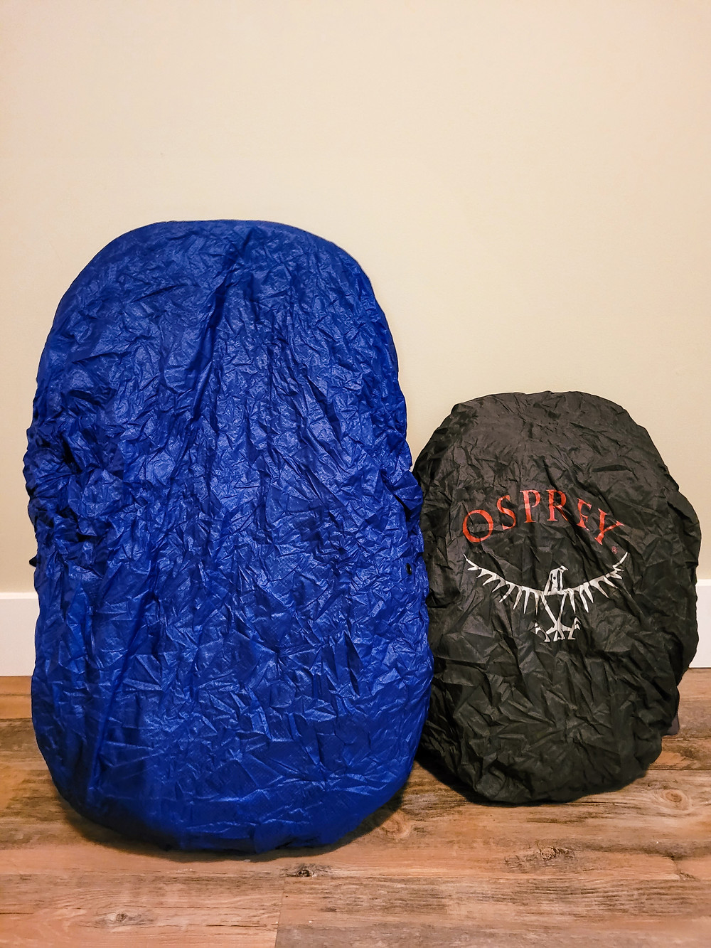 Backpacking, travel, travel gear, travel tips, rain covers