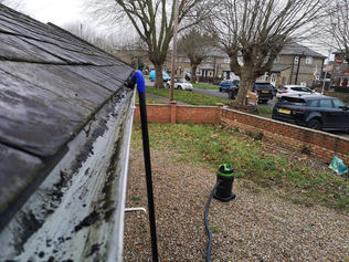 Gutter Cleaning from £25