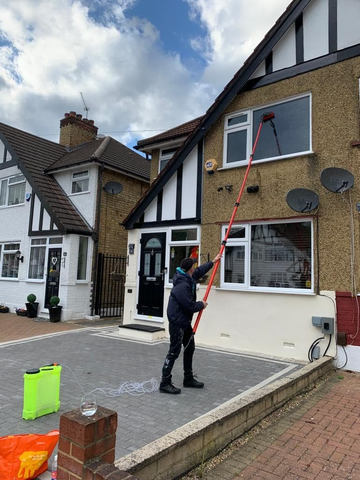 Window Cleaning From £15
