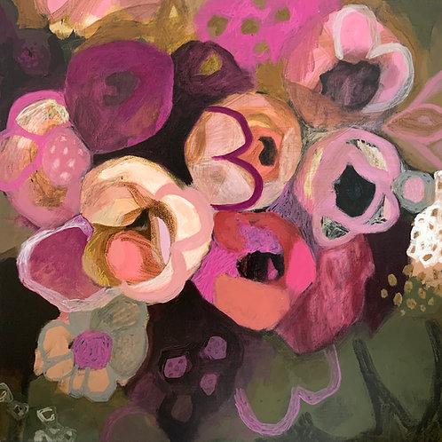 Wild Floral Print