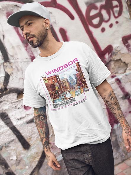 WINDSOR,ON STREET MERCH