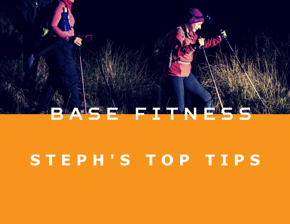 Improving base fitness