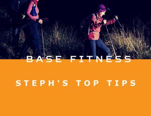 Improving base fitness