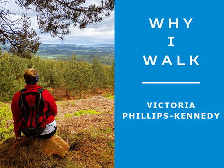 Why I walk - and you should too!