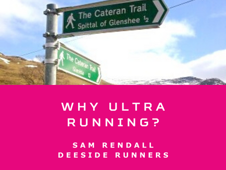 Why Ultra Running?